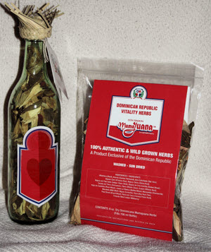 6 ounces Dominican Mamajuana for 750ml bottle