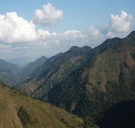 dominican republic mountains bonao
