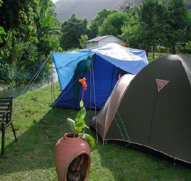 camping in the dominican republic
