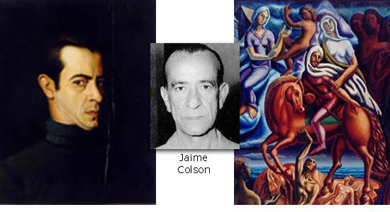 Jaime Colson Dominican Artist