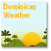 weather in the Dominican Republic
