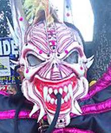 La Vega Dominican Republic Carnival