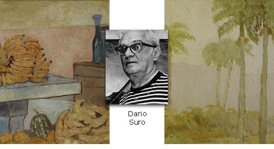 Dominican Republic Artist Dario Suro