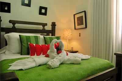 Bedroom Hotel Las Galeras
