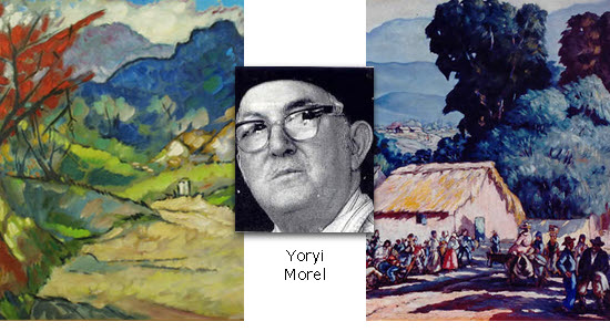 Yoryi Morel Dominican Painter