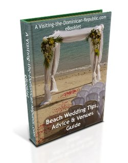 beach weddings in the dominican republic