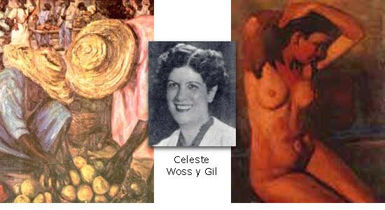 Dominican Republic Painter Celeste Woss y Gil